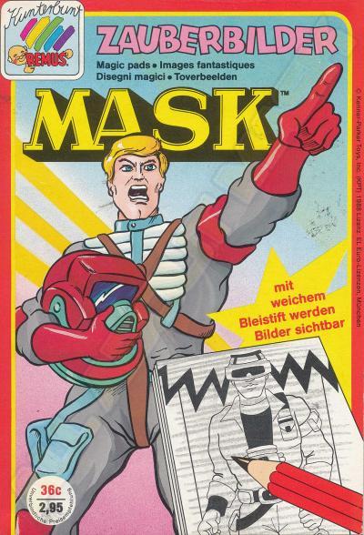 M.A.S.K. M.A.S.K. magic pads